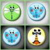 Три в ряд: Жуки (Bug Match)