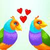 Влюблённые птицы (Love Birds)
