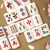 Маджонг - Цветы (Mahjong Flowers)