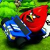 Пернатый гонщик: вниз по склону (Poultry ACE Downhill)