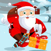 Санта на коньках (Santa on Skates)