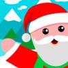Санта на лыжах (Santa Ski)