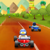 Супер картинг (Super Sprint Karts)