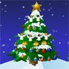 Укрась новогоднюю ель