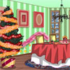 Украшение столовой ко встрече Рождества (Сhristmas dining room)