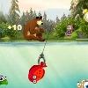Маша и Медведь: На Рыбалке